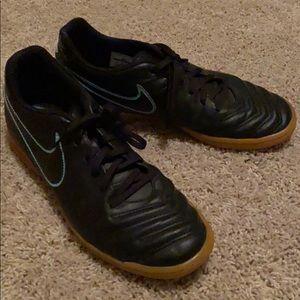 Nike Tiempo X Indoor Soccer Shoes